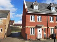 3 bed End of Terrace property in Padstow Road, Swindon
