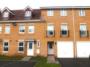 3 bed Terraced property for sale in Armoury Drive, Cardiff