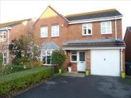 Detached house in Hayford Place, Derby
