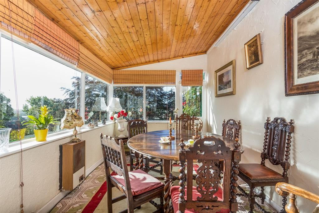 Garden Room/dining Room