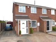 3 bedroom semi detached home in Allan Avenue, Littleover...
