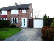 3 bedroom semi detached property for sale in Edale Avenue, Mickleover...