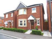 3 bedroom Detached house in Wildhay Brook, Hilton...