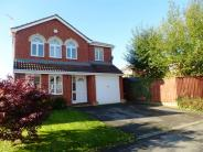 Detached house for sale in Mellor Drive, Uttoxeter