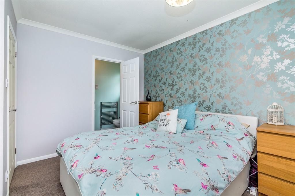 Master Bedroom One: