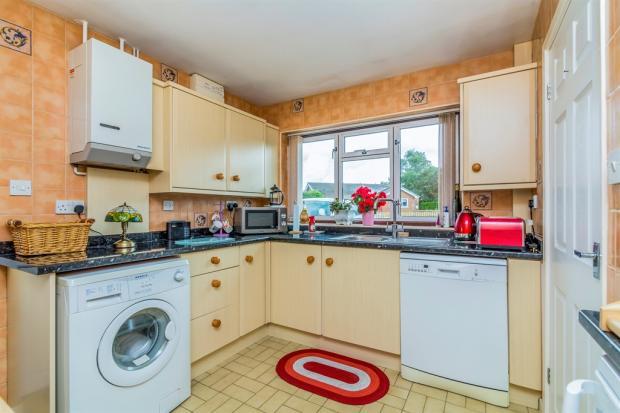 Refitted Kitchen: