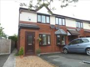 2 bedroom End of Terrace property for sale in Hemlegh Vale, Helsby...