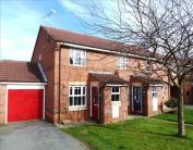 2 bed semi detached house in Dove Close, Elton...
