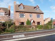 5 bed Detached home in Monarch Drive, Northwich