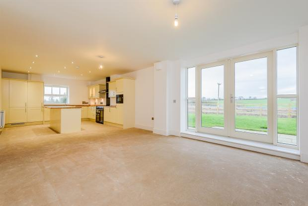 Dining Kitchen/ Family Room