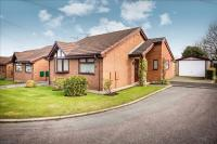 Detached Bungalow for sale in Hunters Rise, Winsford