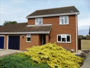 4 bedroom Detached home in Iris Close, Attleborough