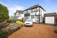 Detached home in Dorking Road, Epsom