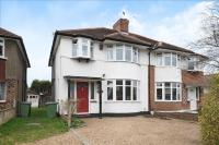 semi detached property for sale in Oakland Way, Ewell Court