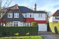 4 bed semi detached property for sale in Chestnut Avenue, Ewell
