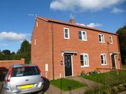 semi detached property for sale in Manor Drive...