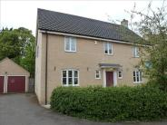4 bed Detached house for sale in Victor Charles Close...