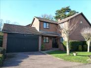 4 bed Detached house for sale in Badgers Croft, Broxbourne