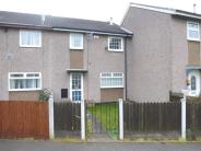 2 bed Terraced house in Hemsby Gardens, Bulwell ...