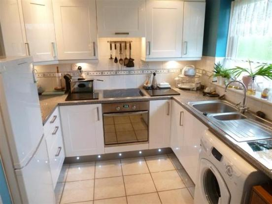 Chelmsford flat - smart kitchen