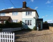 2 bed semi detached home in London Road, Feering...