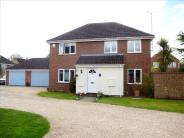 4 bedroom Detached house in Wyedale Drive, Colchester