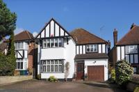 Detached property in Friern Barnet Lane...