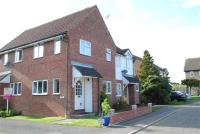 Terraced home for sale in Albrighton Croft...