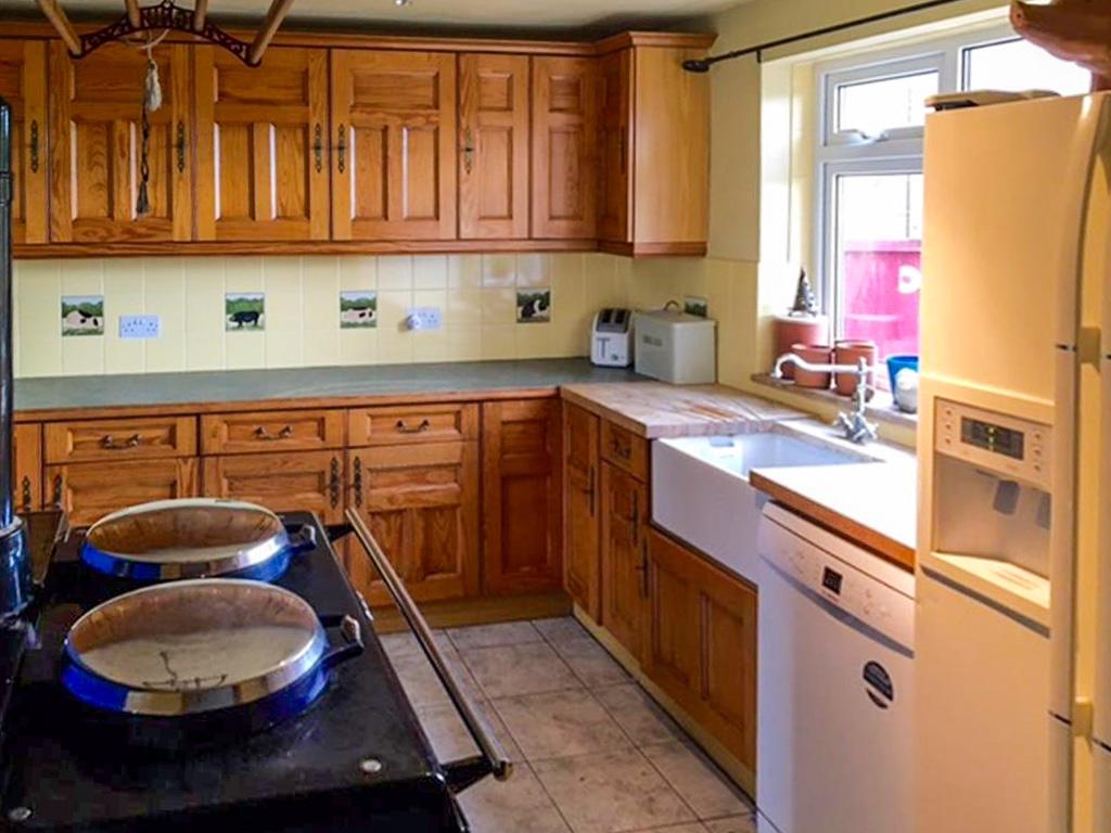 Kitchen / Breakfast/ Snug