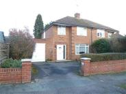 3 bed semi detached house in Harcourt Close...