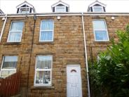 Terraced property in Queens Road, Beighton...
