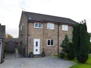 3 bed semi detached property in Forge Road, Wales...