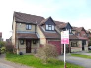 3 bed Detached property in Poynton Drive...