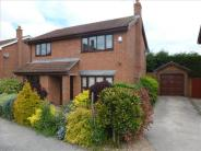 4 bedroom Detached house in Spital Grove, Rossington...