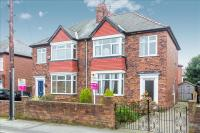 Hall Flat Lane semi detached house for sale