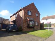 Detached property in Little Hyde Road...