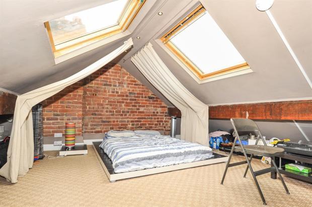 Converted Loft Space