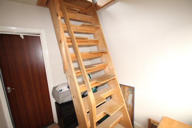 Former Third Bedroom