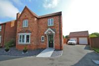 4 bedroom Detached property in St Thomas Drive, Boston