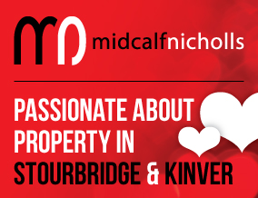 Get brand editions for Midcalf Nicholls, Stourbridge