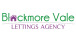 Blackmore Vale Lettings, Gillingham logo