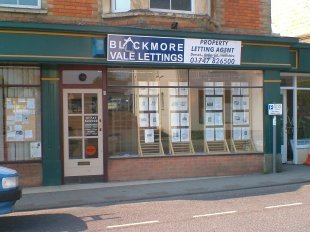 Blackmore Vale Lettings, Gillinghambranch details
