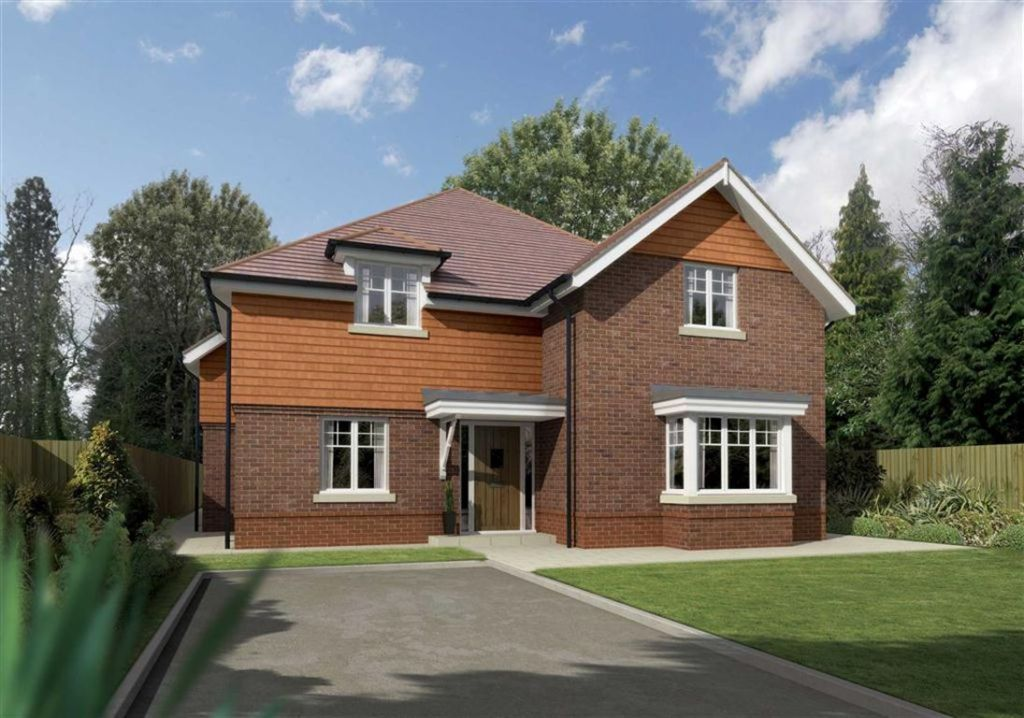 bedroom detached house for sale in Farnham Lane, Haslemere, Surrey ...