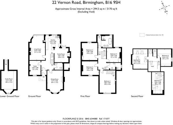 22 Vernon Road 17107