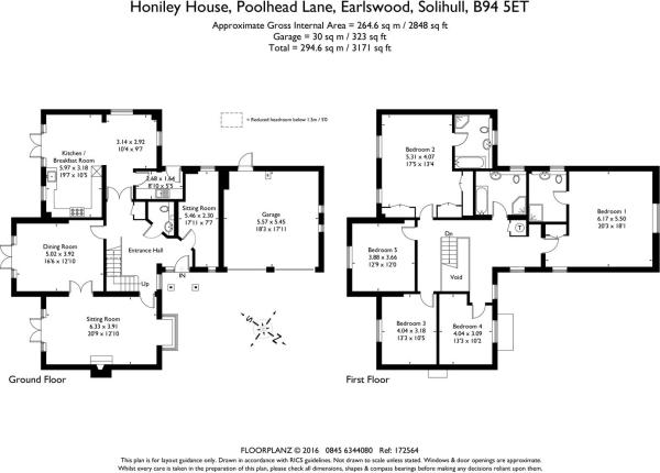 Honiley House 172564