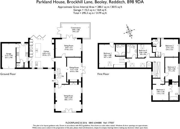 Parkland House 17705