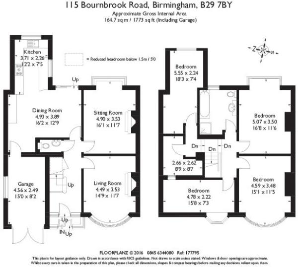 115 Bournbrook Road