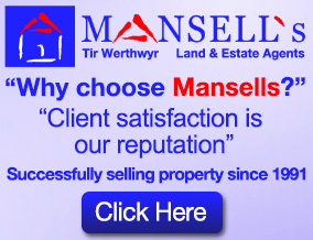 Get brand editions for Mansell's Land & Estate Agents, Cardiff