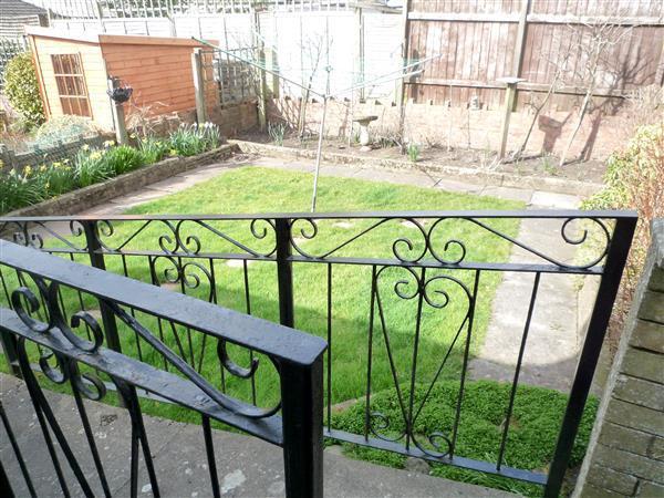 Rear Garden: