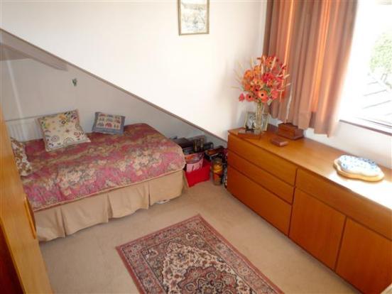 BEDROOM 3 (Rear):